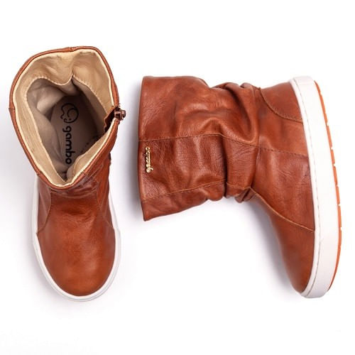 Bota-Gambo-Baby-Kids-Cano-Alto-Marrakesh-Whisky--23-30-