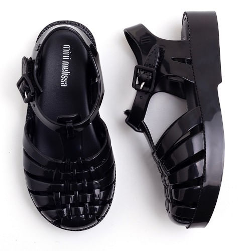 Mini-Melissa-Possession-Aranha-Preto-Opaco