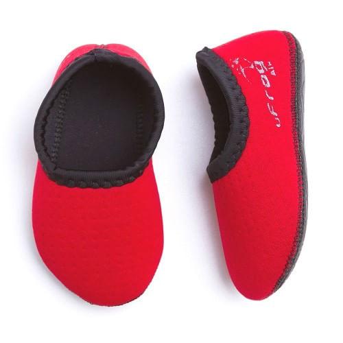 Sapatilha-Neoprene-UFROG-Air-Vermelho