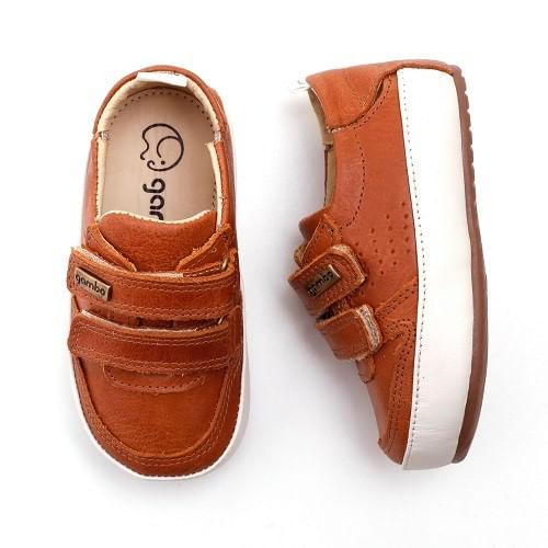 Tenis-Gambo-Baby-Dois-Velcros-Marrakesh-Whisky