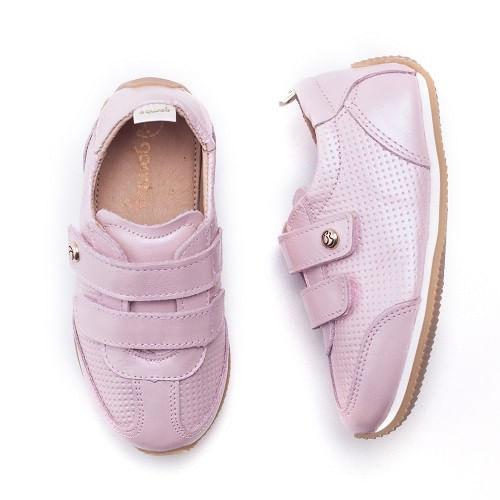 Tenis-Gambo-Baby-Jogging-Gliter-Rosa