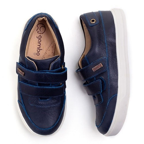 Tenis-Gambo-Kids-Duplo-Velcro-Azul-Marinho--29-35-