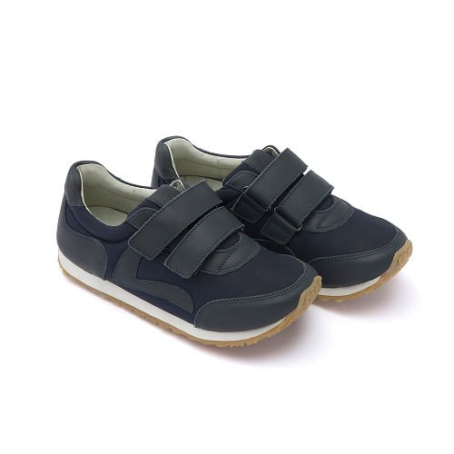 Tenis-Tip-Toey-Joey-Little-Jump-Navy-Nylon
