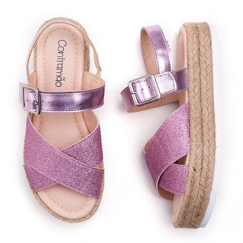 Sandalia-Contramao-Glitter-Glamour-Rosa