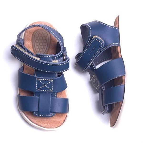 Sandalia-Kea-Oxford-Azul-Marinho