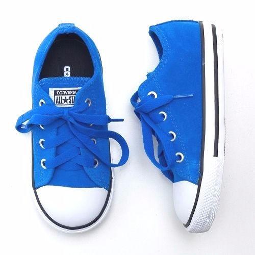 Tenis-Converse-All-Star-Baby-Azul-Camurca--18-ao-25-