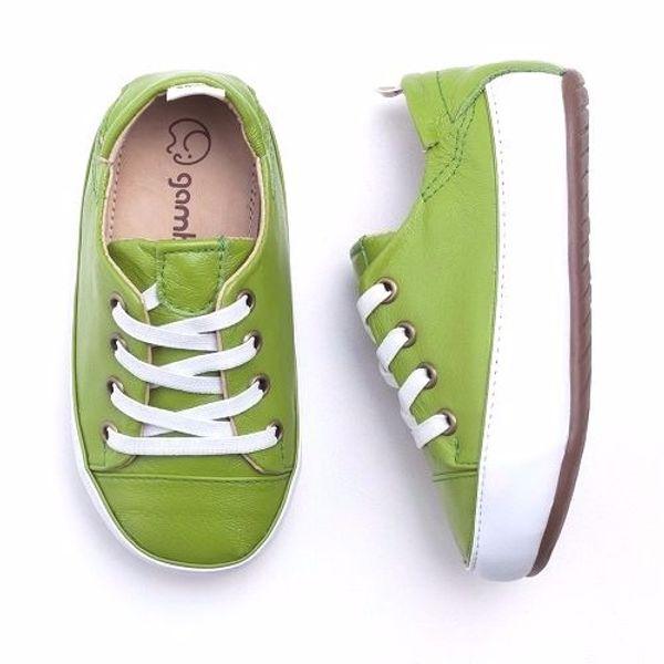 Tenis-Gambo-Baby-Classic-Verde