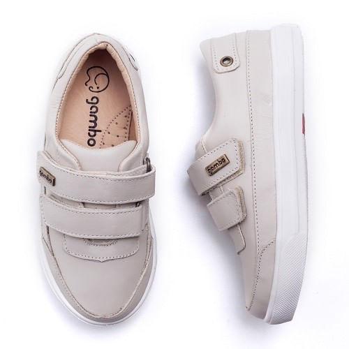 Tenis-Gambo-Baby-Kids-Duplo-Velcro-Off-White---23-30-