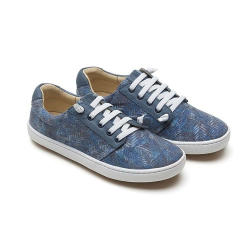 Tenis-Tip-Toey-Joey-Luck-Blue-Canvas