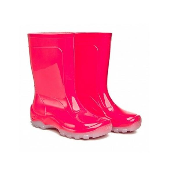 56a9da44552 Galocha Infantil KidSplash Pink - laranjeiras