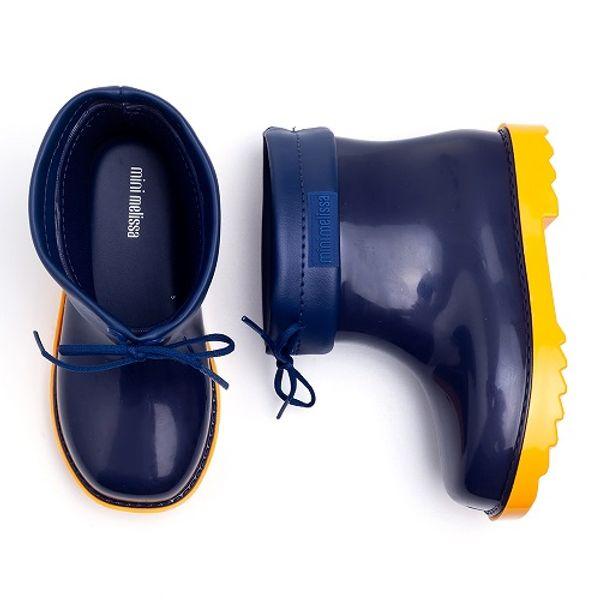 galocha-mini-melissa-rain-boot-azul