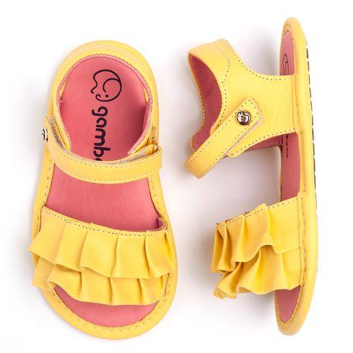 sandalia-gambo-amarela-babado