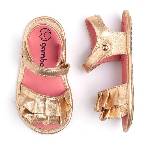 sandalia-gambo-dourada-babado