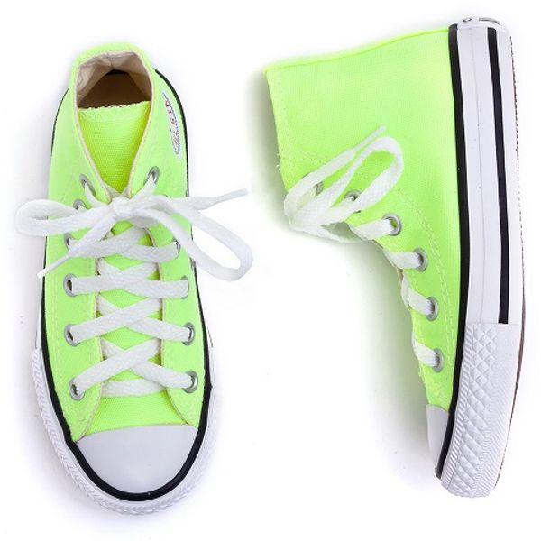 Tênis Converse All Star Verde Fluor (18-25) - laranjeiras 70906857eb0