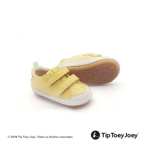 c29b397b4 Tenis Tip Toey Joey Bossy Amarelo - laranjeiras - mobile