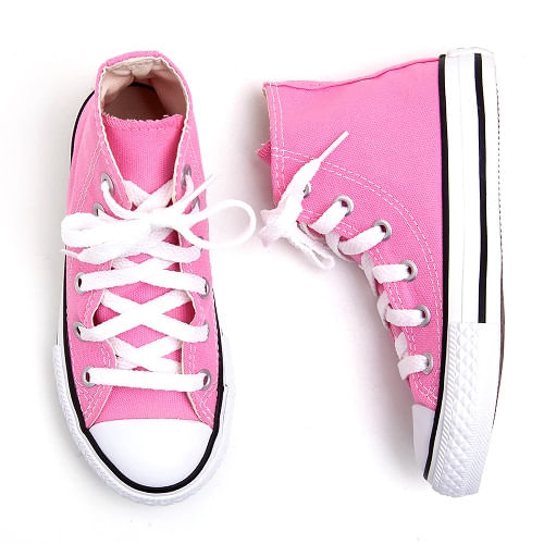 tenis-all-star-cano-alto-rosa