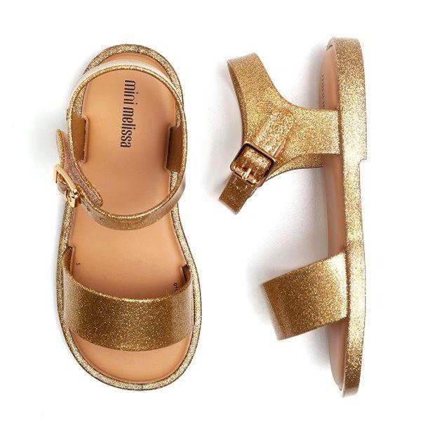 sandalia-mini-melisa-mar-glitter-dourada