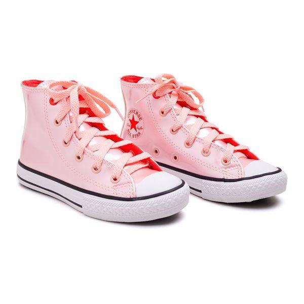 tenis-infantil-converse-all-star-cano-alto-rosa-metalizado-2