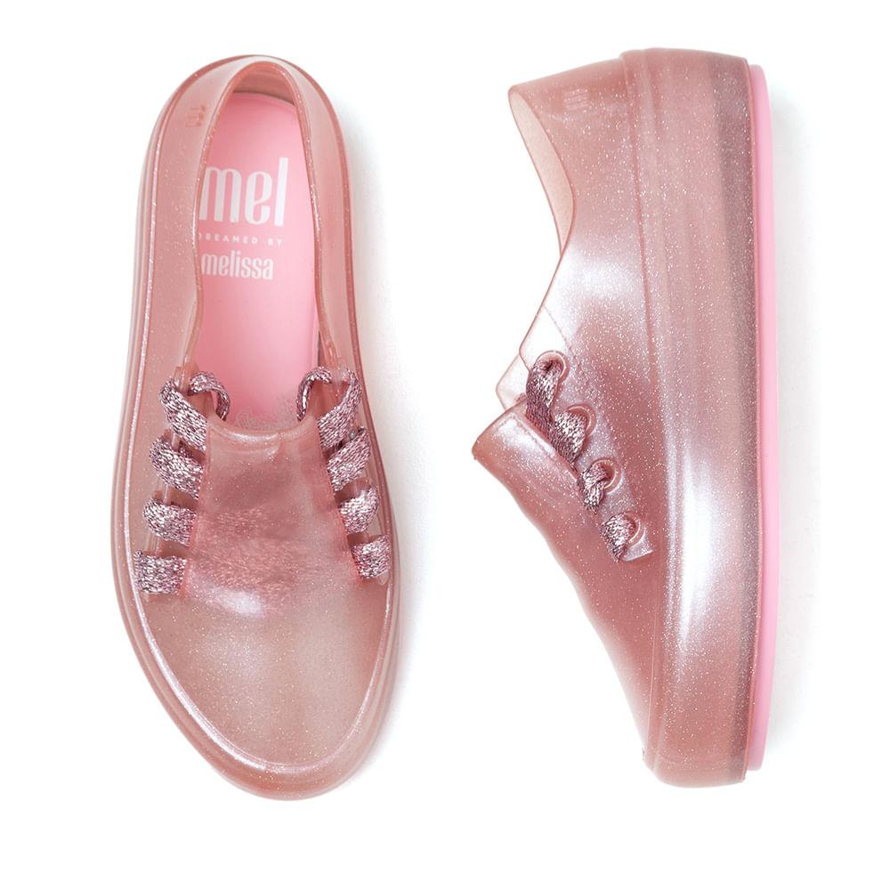 tenis-mini-melissa-ulitsa-sneaker-rosa-gliter