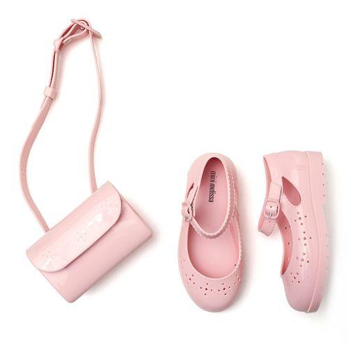 sapatilha-mini-melissa-rosa-com-pochete
