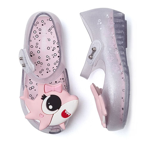 sapatilha-infantil-mini-melissa-shark-transparente-