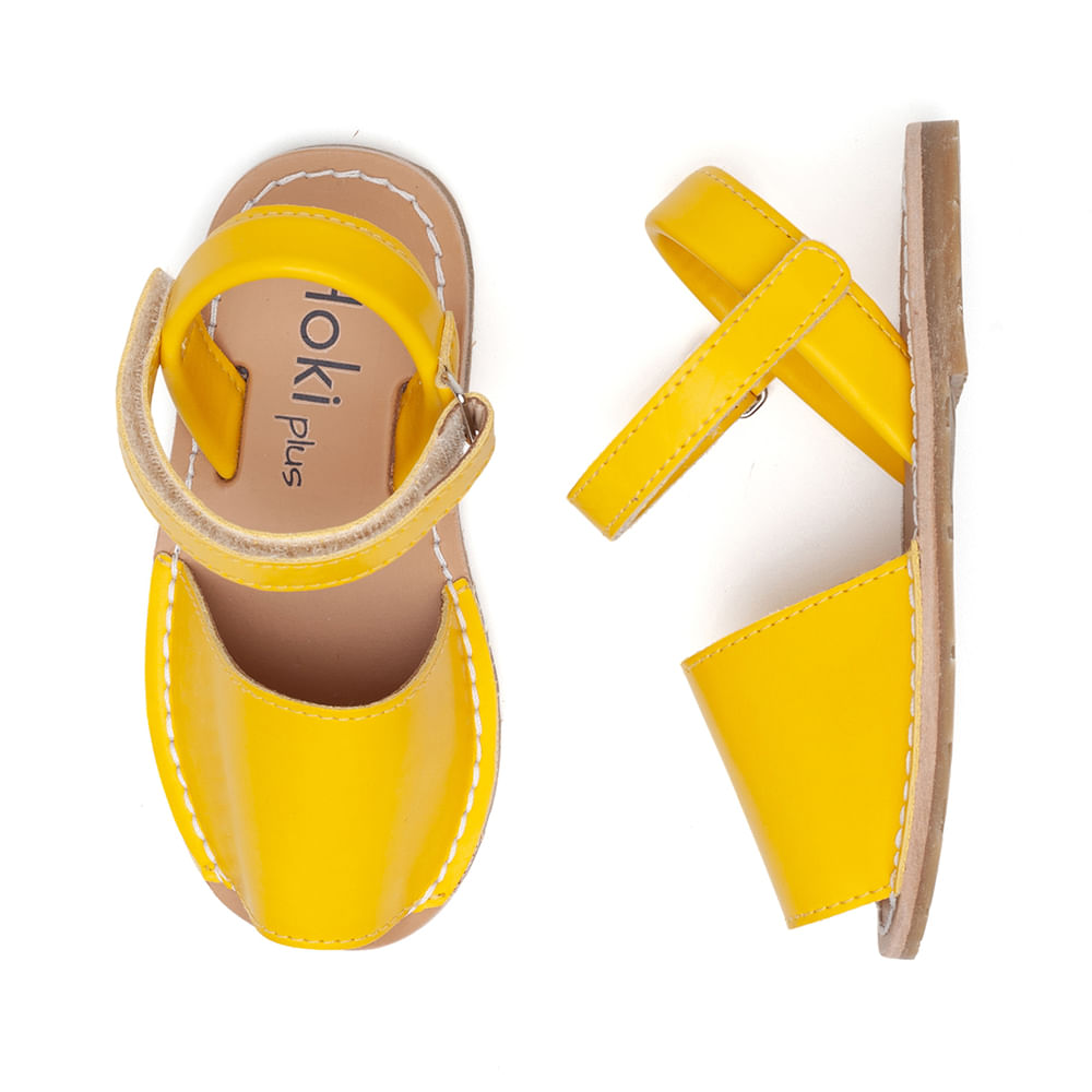 sandalia-infantil-avarca-kids-amarela