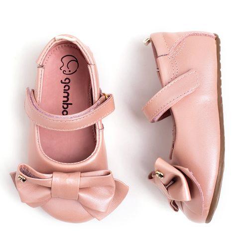 sapatilha-infantil-gambo-baby-rosa-laco-