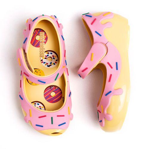 sapatilha-infantil-mini-melissa-donout-amarela