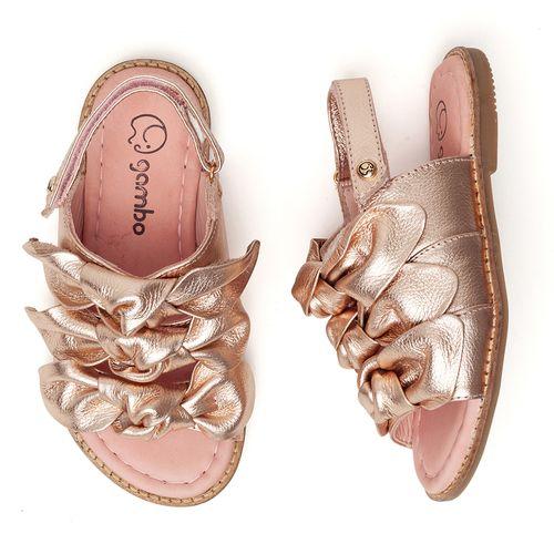 sandalia-infantil-gambo-kids-laco-cristal-cobre