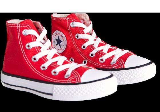 Sapato: Converse