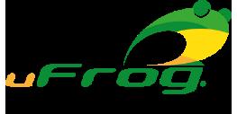 Logo: Ufrog