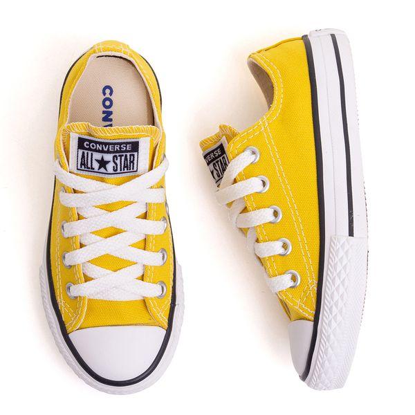 tenis-infantil-converse-all-star-amarelo