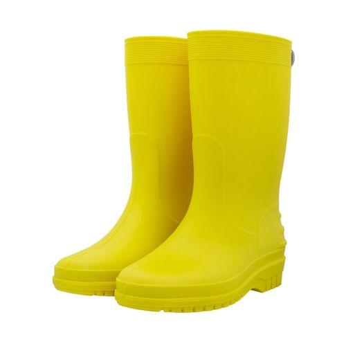 galocha-infantil-kidsplash-montaria-amarela