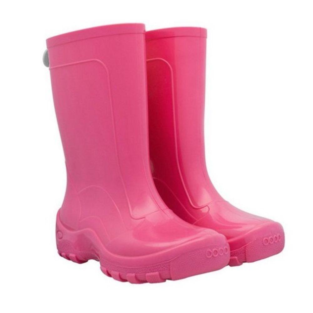 galocha-infantil-kidsplash-colors-rosa-chiclete