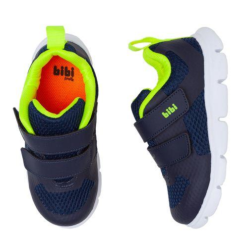 Tenis-Infantil-Bibi-Energy-Baby-New-Azul-Marinho-e-Amarelo