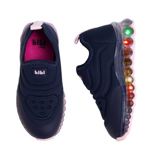 tenis-infantil-bibi-com-luz-azul-marinho-e-rosa