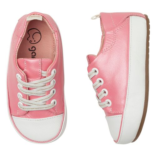 Tenis-Infantil-Gambo-Baby-Classico-Glitter-Pink-Light