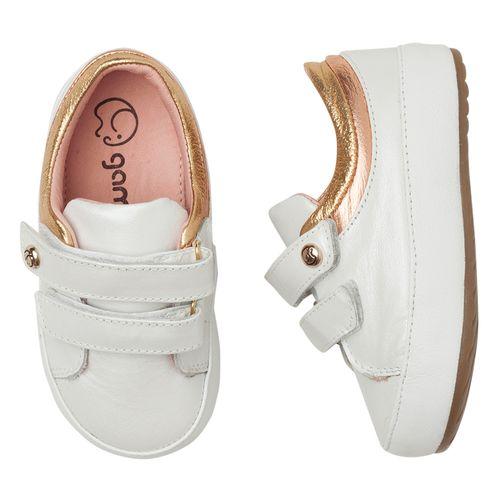 Tenis-Infantil-Gambo-Baby-Velcro-Glitter-Branco