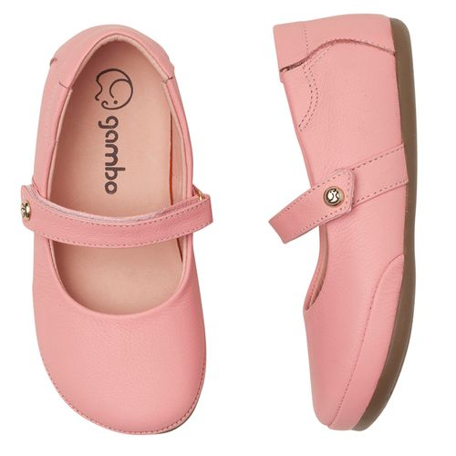 Sapatilha-Infantil-Gambo-Baby-Kids-Classica-Rosa-Flamingo