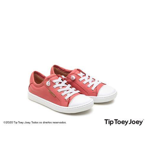 Tenis-Tip-Toey-Joey-Little-Funk-Rosa-Coral