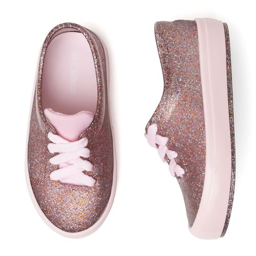 tenis-mini-melissa-street-glitter-rosa