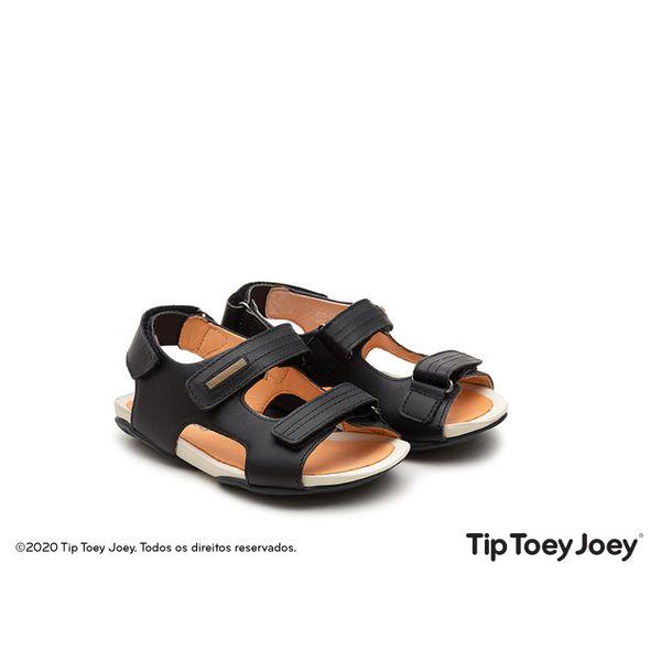 Sandalia-Tip-Toey-Joey-Little-Dong-Preta