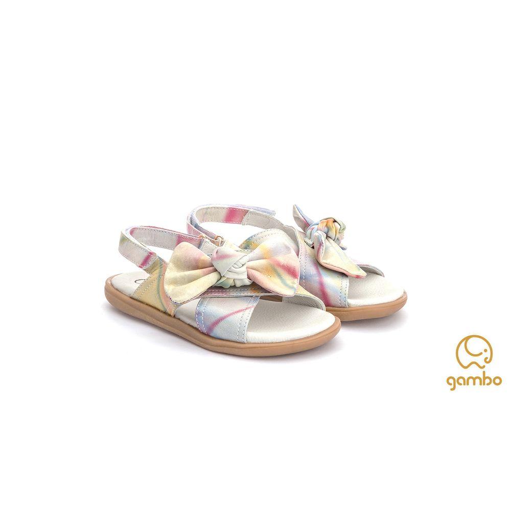 Sandalia-Infantil-Gambo-Baby-Kids-Napa-Laco-Tie-Dye