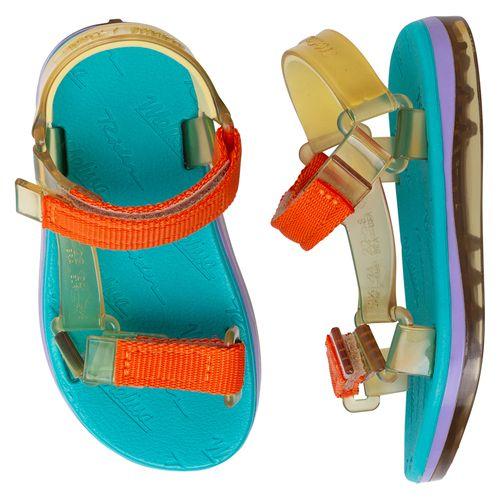 sandalia-mini-melissa-papete-rider-colorida