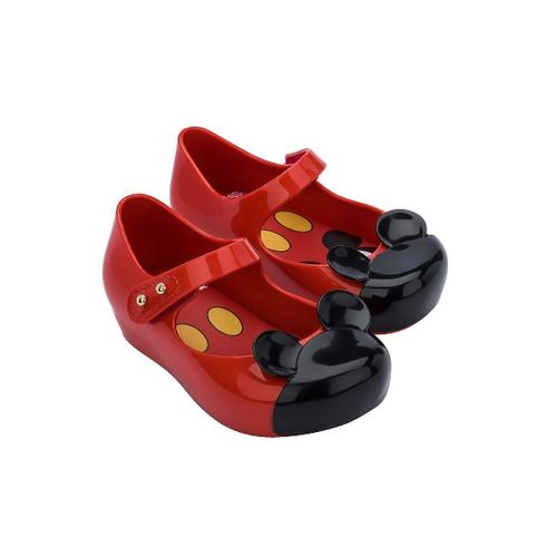 Sapatilha-Mini-Melissa-Ultragirl-Mickey-and-Friends-Baby-Vermelha
