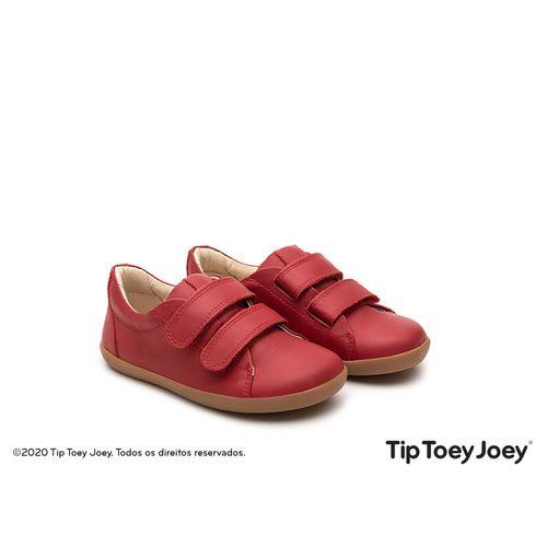 Tenis-Tip-Toey-Joey-Little-Rush-Vermelho-Novo