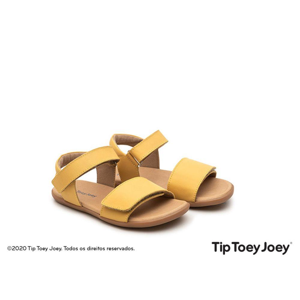 Sandalia-Tip-Toey-Joey-Little-Rover-Amarelo-Pequi-