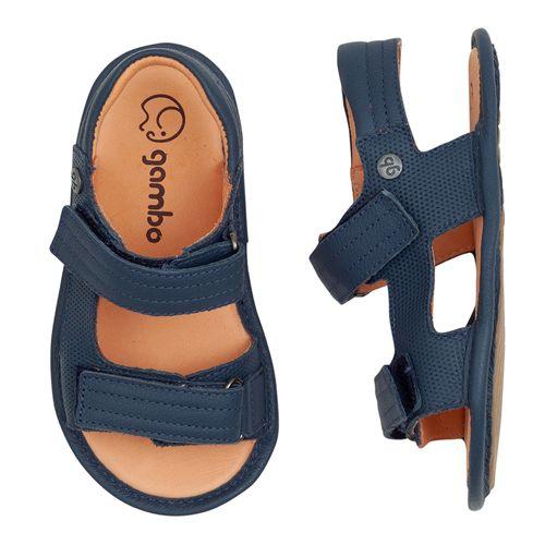 sandalia-infantil-gambo-baby-velcro-duplo-azul