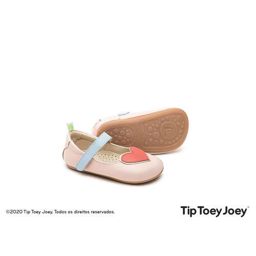 Sapatilha-Tip-Toey-Joey-Hearty-Rosa-Claro