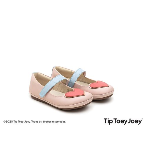 Sapatilha-Tip-Toey-Joey-Little-Heart-Rosa-Claro